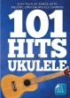 101 Hits For Ukulele (Blue Book) AM10008051