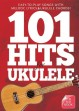 101 Hits For Ukulele (The Red Book) AM 1008062